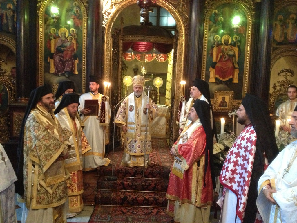 Griechisch Orthodoxe Kirche In Deutschland