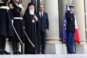Weiterlesen: Ökumenischer Patriarch Bartholomaios I. besucht Frankreich
