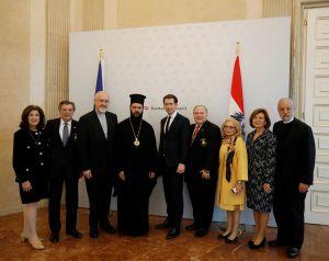 Weiterlesen: Besuch einer Delegation der Archonten des Ökumenischen Patriarchates