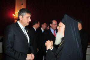 Weiterlesen: Ökumenischer Patriarch Bartholomaios I.: Gewalt bringt uns niemals näher zu Gott
