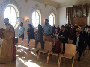 Weiterlesen: Patronatsfest der Gemeinde zum hl. Dimitrios in Salzburg