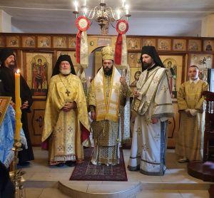 Weiterlesen: Metropolit Arsenios besuchte das Kloster in St. Andrä