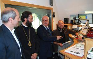Weiterlesen: Wien: Metropolit Arsenios zu Gast im katholischen Medienhaus