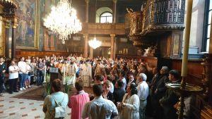 Weiterlesen: Hohes Fest der Mariä Entschlafung in Wien