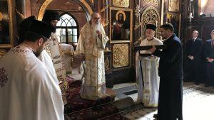 Weiterlesen: Fest des heiligen Großmärtyrers Georg in Wien 2017
