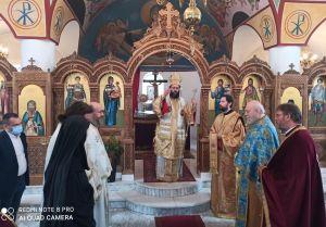 Weiterlesen: Patrozinium der Gemeinde zum hl. Demetrios in Belogiannisz