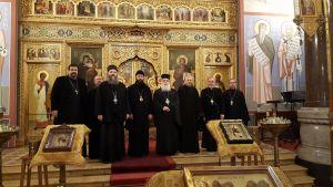Weiterlesen: Herbstsitzung der Orthodoxen Bischofskonferenz in Österreich