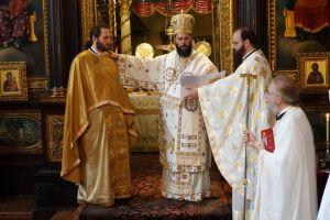 Weiterlesen: Mönchsweihe und Priesterweihe der hochwürdigen Diakons Bartholomäus Ungureanu und Erhebung zum...