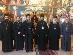 Weiterlesen: 15. Sitzung der Orthodoxen Bischofskonferenz in Österreich