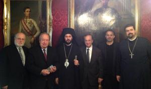 Weiterlesen: Zweiter Nationalratspräsident Neugebauer besucht Metropolis von Austria