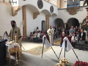 Weiterlesen: Göttliche Liturgie und Zeugnisverleihung der griechischen Schule in Graz