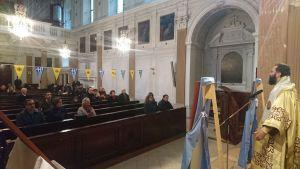 Weiterlesen: Pastoralbesuche von Metropolit Arsenios in Linz und Salzburg
