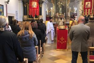 Weiterlesen: Metropolit Arsenios zu Besuch in Traiskirchen