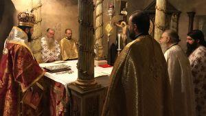 Weiterlesen: Fest zu Ehren des Heiligen Arsenios von Kappadokien, des Namenspatrons des Metropoliten von...