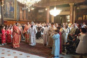 Weiterlesen: Pfingstfest in der Kathedrale zur Heiligen Dreifaltigkeit