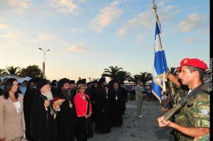 Weiterlesen: Besuch des Ökumenischen Patriarchen Bartholomaios I. auf Kreta