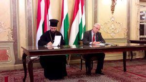 Weiterlesen: Abkommen zwischen der ungarischen Regierung und dem Exarchat von Ungarn unterzeichnet