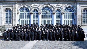 Weiterlesen: Zweite Bischofsversammlung im Ökumenischen Patriarchat