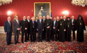 Weiterlesen: Vertreter der Kirchen und Religionen zum Gespräch beim Bundespräsidenten