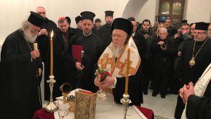 Weiterlesen: Einweihung der Kapelle zum Hl. Johannes Chrysostomos in Wien