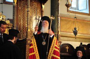 Weiterlesen: Metropolit Arsenios mit Delegation zu Besuch im Ökumenischen Patriarchat