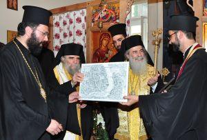 Weiterlesen: Besuch des Patriarchen von Jerusalem in Ungarn