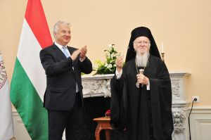 Weiterlesen: Historischer Besuch Seiner Allheiligkeit des Ökumenischen Patriarchen Bartholomäus in Ungarn