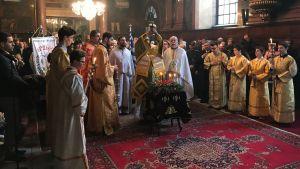 Weiterlesen: Feier der Kreuzverehrung am 3. Fastensonntag 2018