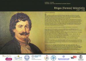 Weiterlesen: 220 Jahr Jubiläum Rhigas Velestinlis