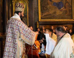 Weiterlesen: Mönch Arsenios zum Diakon geweiht