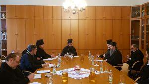Weiterlesen: Herbstsitzung 2017 der Orthodoxen Bischofskonferenz in Österreich