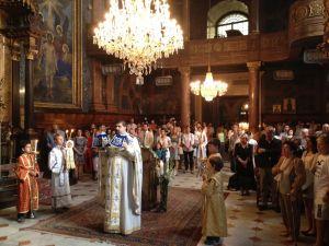 """Weiterlesen: Die Griechisch-Orthodoxe Gemeinde in Wien begeht den hohen Feiertag """"Entschlafung der Gottesmutter"""""""