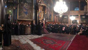 Weiterlesen: Panorthodoxe Vesper am Sonntag der Orthodoxie 2018