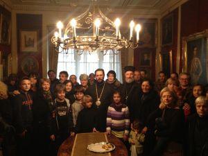 Weiterlesen: Orthodoxe Theologie-Studenten auf Besuch in Wien