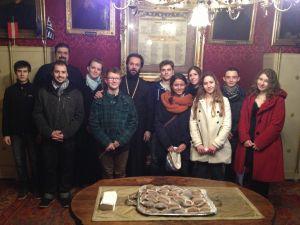 Weiterlesen: Griechisch-orthodoxe Jugendliche singen Kalanda in Wien
