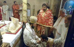 Weiterlesen: Diakon Zaphirios Koutelieris zum Priester geweiht