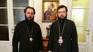 Weiterlesen: Besuch des neuen russischen Erzbischofs Antonij in der Metropolis