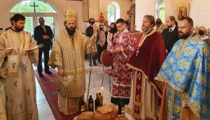 Weiterlesen: Patrozinium der Gemeinde zu den hll. Konstantin und Helena in Beloiannisz