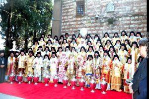Weiterlesen: Weihe des Heiligen Myron im Patriarchat von Konstantinopel