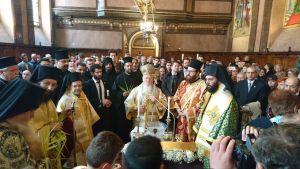 Weiterlesen: Ökumenischer Patriarch Bartholomaios weiht restaurierte Kirche zum Hl. Georg in Wien