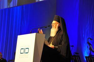Weiterlesen: Seiner Allheiligkeit Patriarch Bartholomaios I. zur Eröffnung des König Abdullah-Dialogzentrums in...