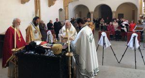Weiterlesen: Besuch des Metropoliten und Göttliche Liturgie in Graz