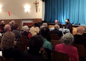 Weiterlesen: Ökumenischer Gesprächsabend in der Pfarre Breitenfeld