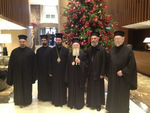 Weiterlesen: Ökumenischer Patriarch Bartholomaios I. in Wien