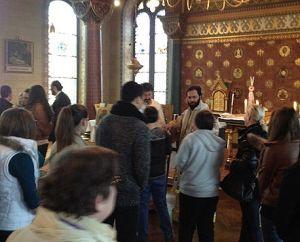 Weiterlesen: Feier der Göttlichen Liturgie in Bregenz