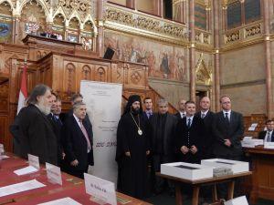 Weiterlesen: Kongreß über byzantinisch-ungarische Beziehungen in Budapest