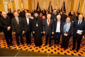 Weiterlesen: Verleihung des Goldenen Verdienstkreuzes der Metropolis von Austria an Professor Larentzakis