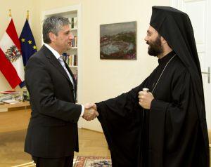 Weiterlesen: Metropolit Arsenios: Voller Einsatz für interreligiösen Dialog