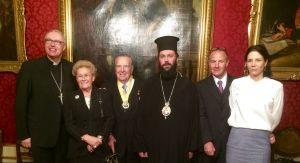 Weiterlesen: Verleihung des Goldenen Verdienstkreuzes der Metropolis an Professor DDr. Herbert Batliner