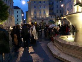 Μεγάλη Παρασκευή, Salzburg